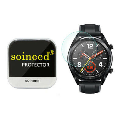 {1-10 Pack} SOINEED® Huawei Watch GT Active Tempered Glass Screen Protector