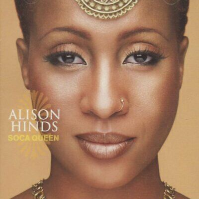 Alison Hinds - SOCA QUEEN - Alison Hinds CD VAVG The Cheap Fast Free Post The