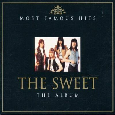 Sweet - Most Famous Hits Import - Sweet CD YFVG The Cheap Fast Free Post The