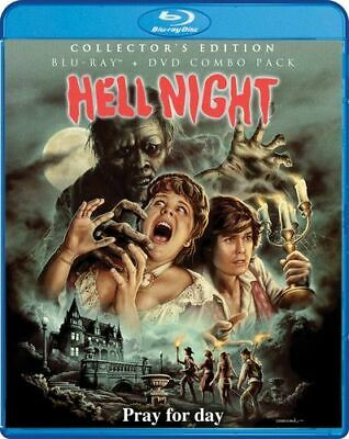 Hell Night (Collector's) (Ed) New Bluray