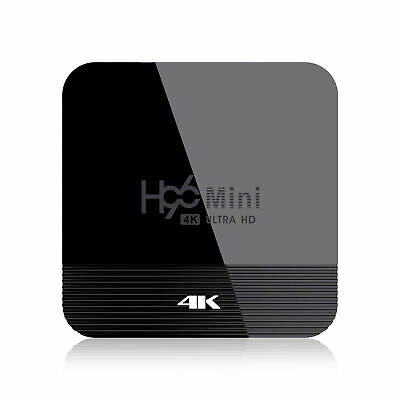 H96 Mini Bluetooth 4.0 WIFI Home Media Player multimédia pour Android 9.0