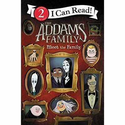 The Addams Family: Meet the Family (I Can Read Level 2) - Paperback / softback N