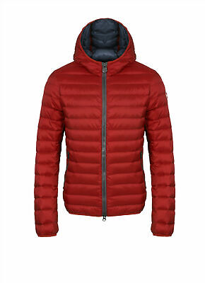 Mens Quilted Jacket Colmar 1277 1MQ Punk Jacket Hood Red Blue Green New
