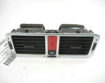 04 Range Rover Center Dash Dashboard Air Vent W/ Hazard Switch OEM