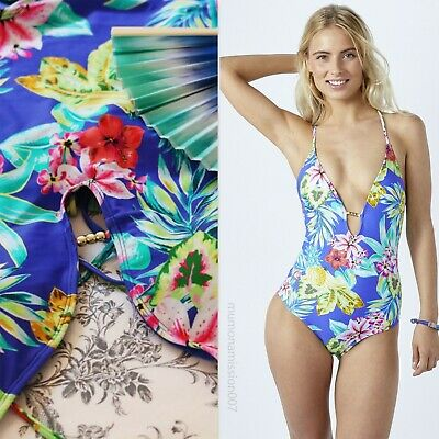 NEW LADIES GIRLS MONSOON ACCESSORIZE SWIMSUIT UK 6, Floral