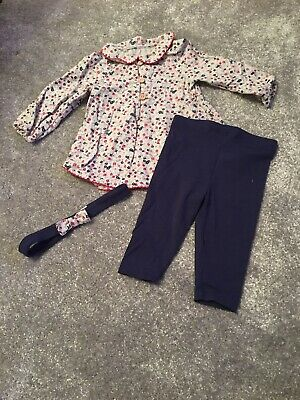 Girls 3 Piece Outfit 3-6 Months