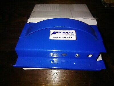 "AmCraft 1087 BLUE 1-1/2"" Kerfing Tool, End Cut-Off"