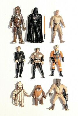 Kenner Action Figures CHOOSE 1998 Star Wars Power of the Force II