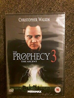 The Prophecy 3 DVD (2004) Christopher Walken   New and sealed