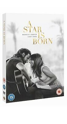 A Star is Born (2018) (DVD) Fast Dispatch