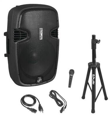 Wireless and Portable PA Speaker System [ID 3475662]