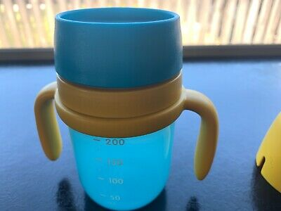 tupperware sippy cup
