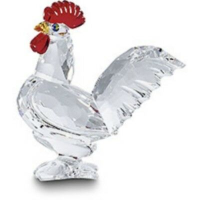 "Swarovski Crystal - ""Portugese Cockerel"" 247759 New & Mint Retired 2009"