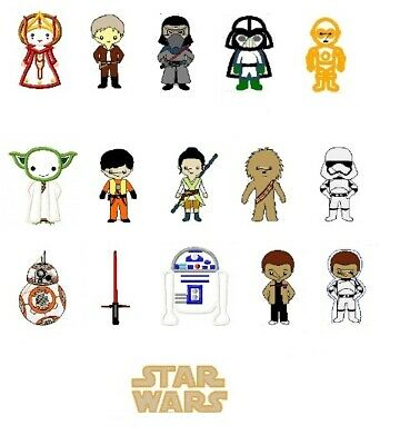 Star Wars Embroidery Machine Designs Download Only - Pes Hus Jef Formats
