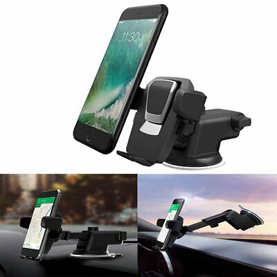 Smart Phone Holder Dashboard GPS Mount Universal 360 In Car Dash Grip for iPhone