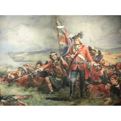 """battle of the hastings PICTURE CANVAS WALL ART /""""20X30/"""""""