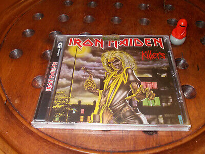 IRON MAIDEN Killers  Cd  .... New