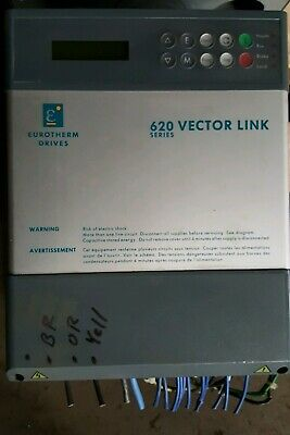 Eurotherm 620 Series Vector Link Drive 620L 0055 400 0100