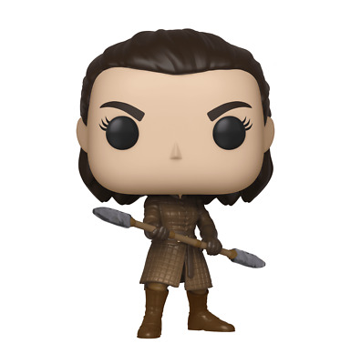 Funko Pop Game of Thrones Arya with Two Headed Spear Vinyl Figure Toy #79 44819