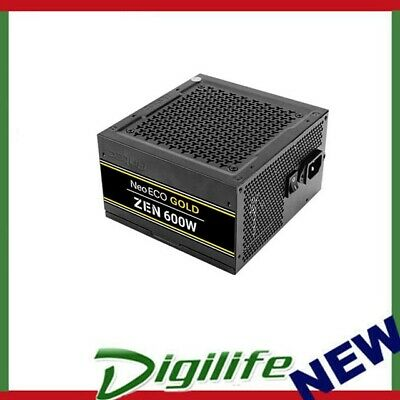 Antec Neo ECO GOLD ZEN 600W 80+ Non-Modular Power Supply