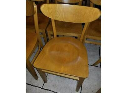New Restaurant Chairs - Ste of 4 chairs