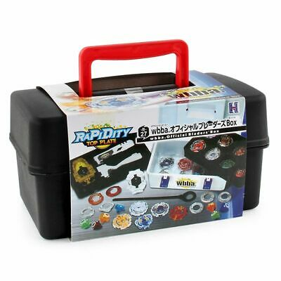 12X SET Beyblade Burst Evolution Arena Launcher Battle Stadium Toy Box Xmas Gift