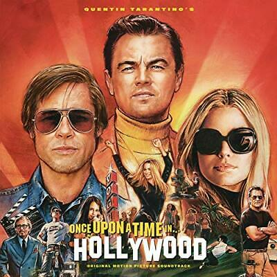 Quentin Tarantino's Once Upon A Time In Hollywood Original Motion ... -  CD NJVG