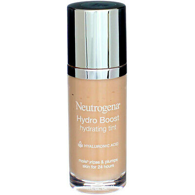 2 Pack Neutrogena Hydro Boost Hydrating Tint, Natural Ivory 20, 1 oz