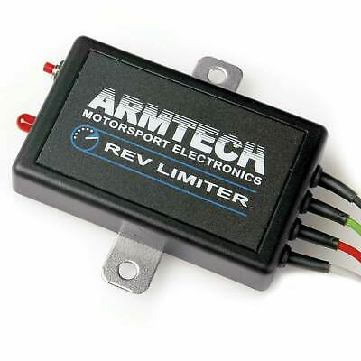 Armtech Panel Mounted Rev Limiter With Full Throttle Gearshift Single Coil