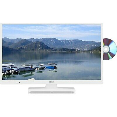 "GRADE A3 - GRADE A2 - Logik L24HEDW18 24"" HD Ready LED TV 77682641/1/L24HEDW18/B"
