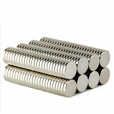 Wholesale Super Strong Disc Magnets Rare Earth Neodymium N52 10x3mm Round Magnet