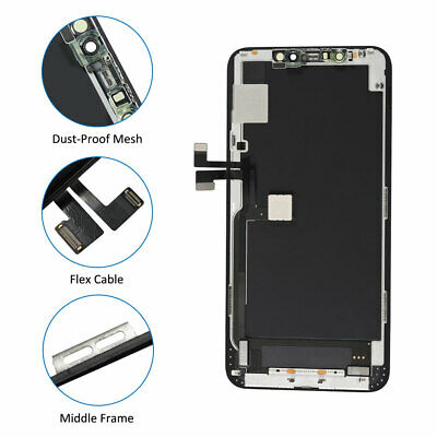LCD Display Touch Screen DigitizerAssembly Replacement for iPhone 11 Pro Max OEM