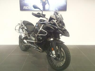 BMW R 1200GS Adventure Triple Black TE