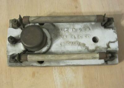 Vintage Cook Electric Co. Line Protector B 7