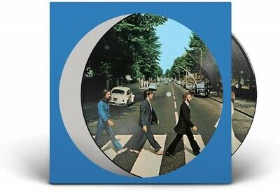 THE BEATLES - ABBEY ROAD 50th ANNIVERSARY LIMITED EDITION PICTURE DISC VINYL LP