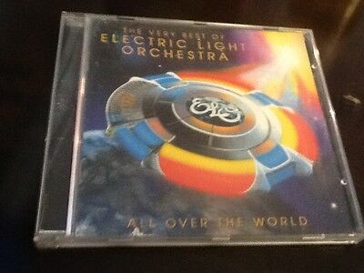 The Very Best Of Electric Light Orchestra - Greatest Hits Cd - Mr Blue Sky +