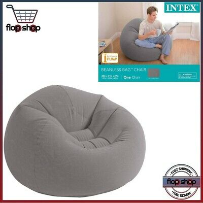 Fantastic Inflatable Soccer Ball Chair Beanless Bag Chair By Bestway Ibusinesslaw Wood Chair Design Ideas Ibusinesslaworg