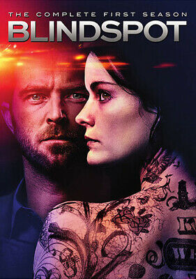 Blindspot: The Complete First Season (DVD, 2016, 5-Disc Set) NEW Factory Sealed