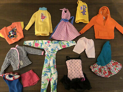 Barbie Clothes Lot 12 Pieces All Tagged Barbie and Ken