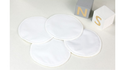Premium Reusable Bamboo Breastfeeding Nursing Pad Washable Waterproof Super Soft