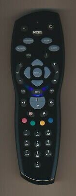 Foxtel iQ2 Remote compatible with iQ1, iQ2, iQ3, MyStar, MyStar2 100% Genuine