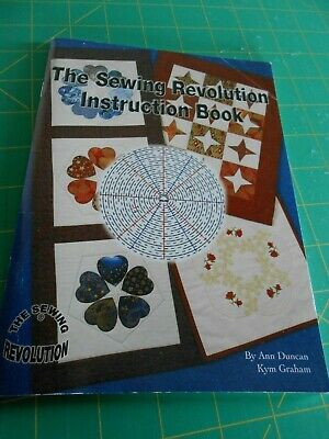The Sewing Revolution Instructions, Book By Ann Duncan & Kym Graham