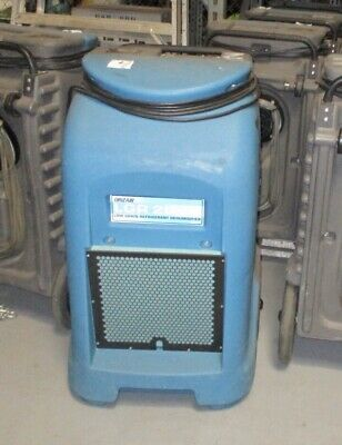 Dri-eaz DrizAir LGR 2000 Portable Dehumidifier (Low Hours and Good Condition)