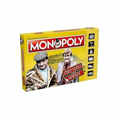 Only Fools and Horses Monopoly .