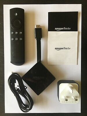 Amazon Fire TV With 4K & Alexa Voice Remote