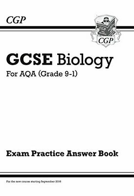 GCSE Biology: AQA Answers (for Exam Practice Workbook) - Higher ... by CGP Books
