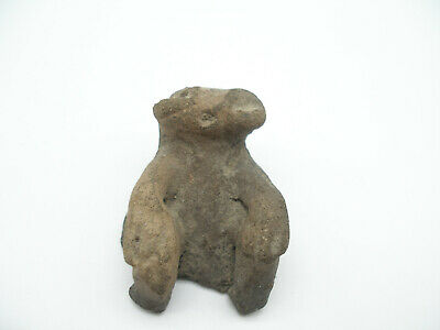 Pre- Columbian  ~ Tairona ~  Fragment  ~ Primitive ~ Clay ~ Very Old ~ Reduced!