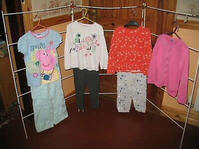 Beautiful Selection Girls Clothes-Good Con/Peppa Pig/M&S/Next-3-4 Yr