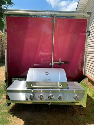 Never Used 2019 Tailgating Concession Trailer in Excellent Working Condition for