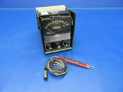 Barfield Megohmmeter Model 2471FA P/N 101-00221 (1019-459)